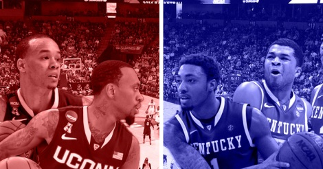 How will the 2014 NCAA men's basketball championship game fare in ratings?