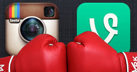 Instagram and Vine fight for more respect from sports teams, marketers